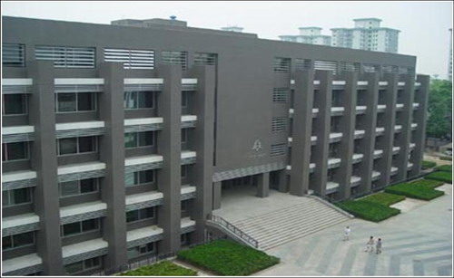 北京林业大学新图书馆 -北京林业大学基建处