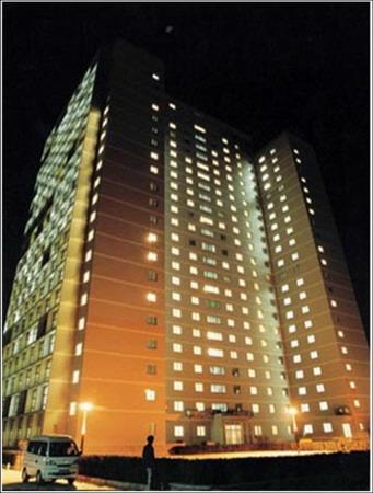 北京林业大学学生10号宿舍